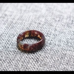Agate Ring-size 8